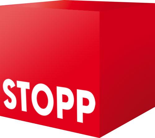 Stopp SPD!